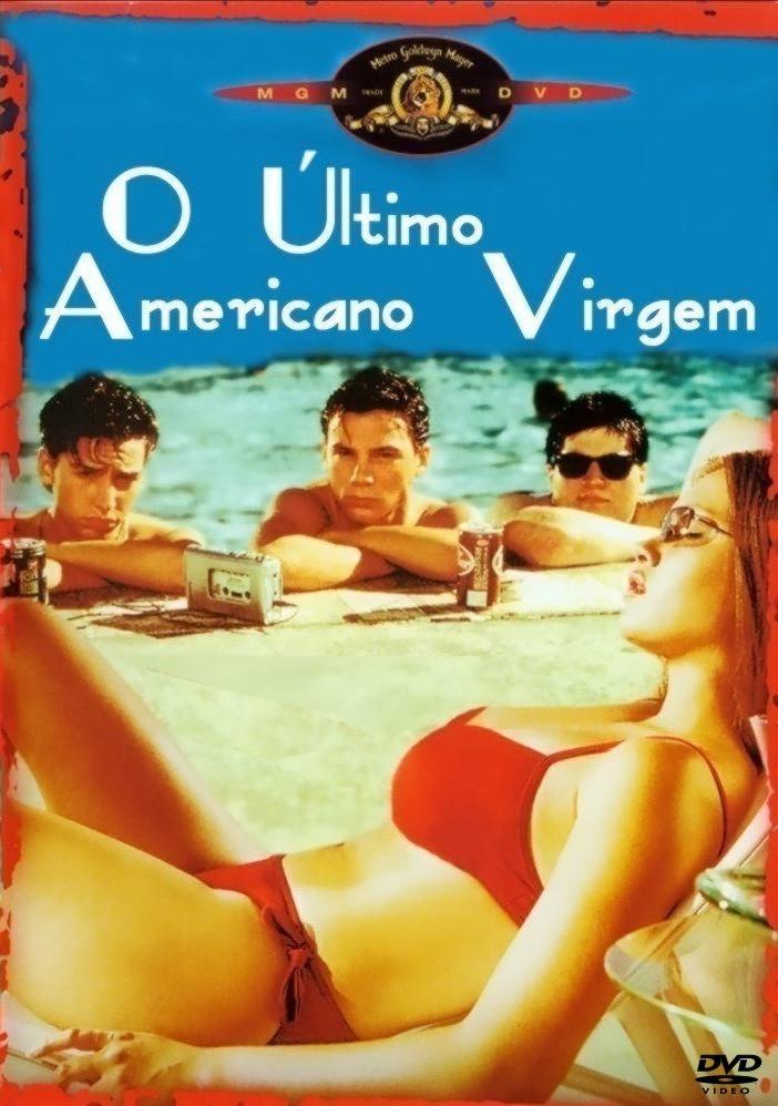 Filme O Último Americano Virgem Dublado AVI DVDRip