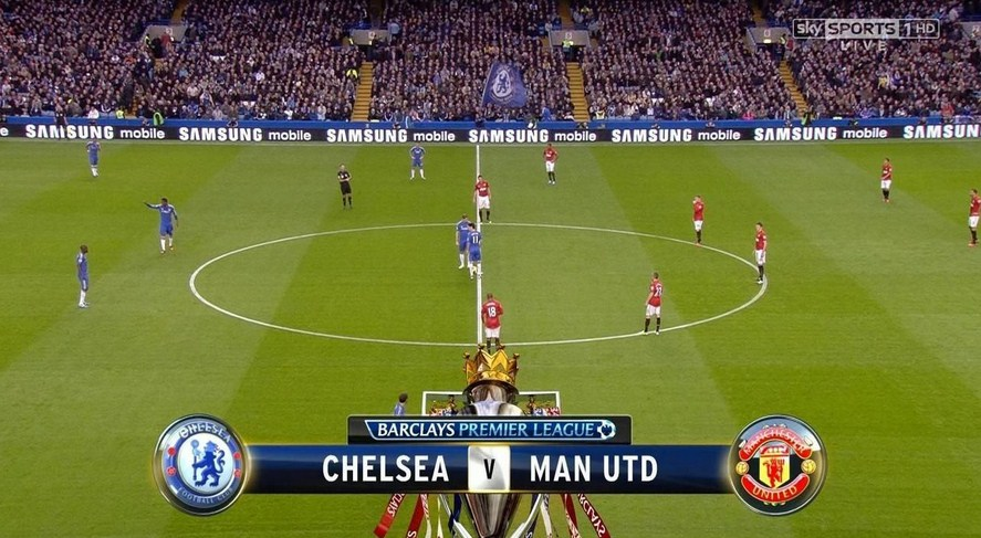 Data and Facts Chelsea vs Manchester United