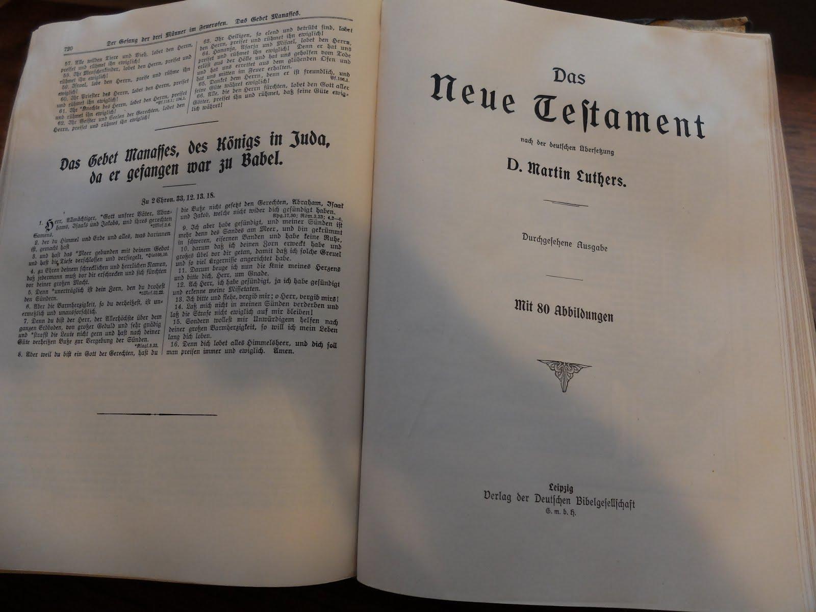 Das Evangelium - mehr als ein Kapitel in einem dicken Buch