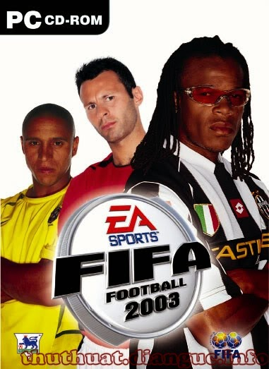 Download FIFA Soccer 2003 Full crack