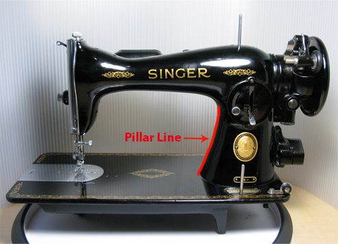 The Vintage Singer Sewing Machine Blog A Visual Guide To Classy Singer Sewing Machine Model 201 Value