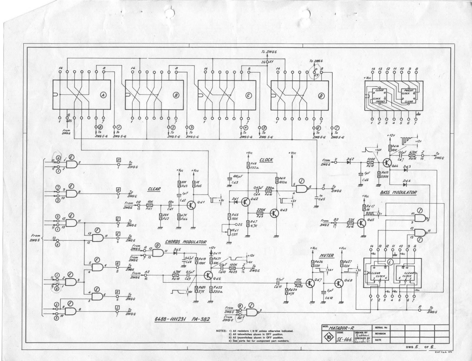 Schemi Elettrici Amplificatori Audio Con N : Npn circuit progetti elettronici informatica farfisa