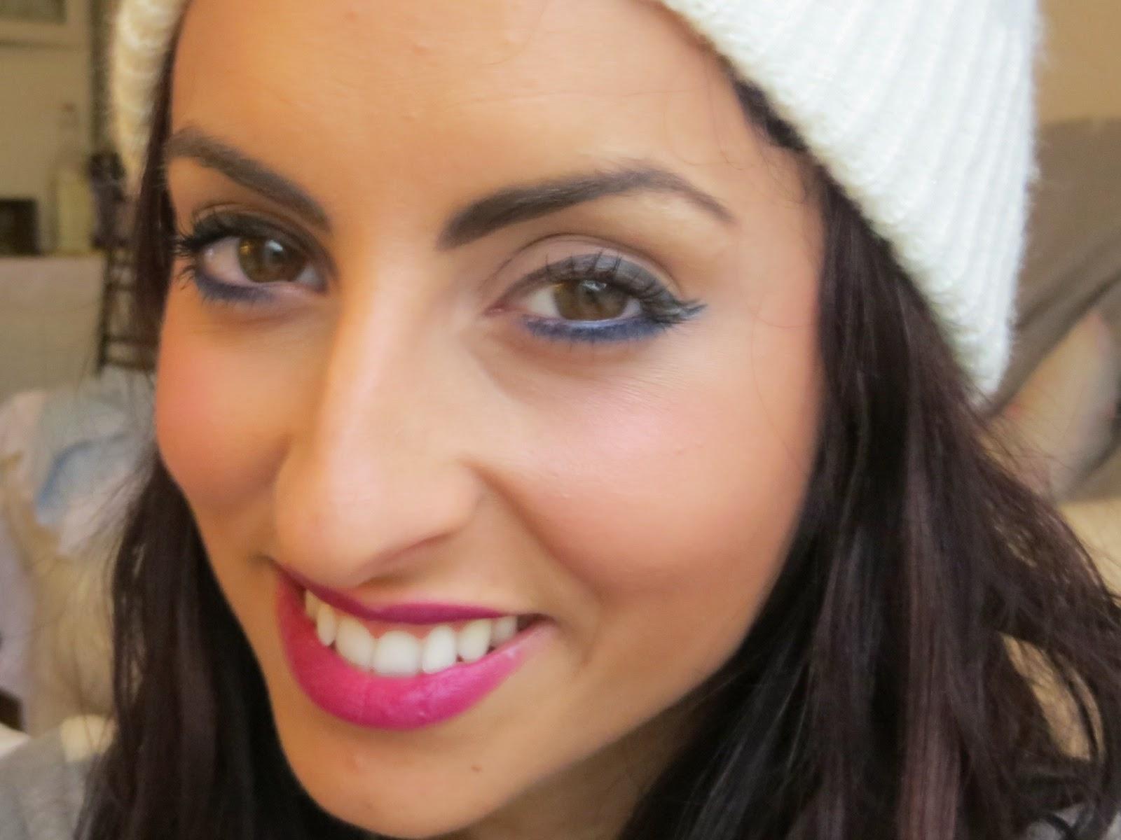 Eye of horus, eye of horus eye pencil, sapphire eye pencil, eye of horus swatch, beauty review, makeup review