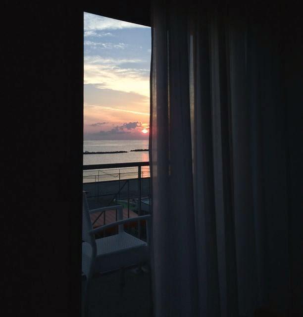 Where to Stay on the Rimini Riveria  // Hotel Eliseo //  Bellaria Igea Marina