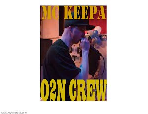 MC KEEPA....O2N CREW UK
