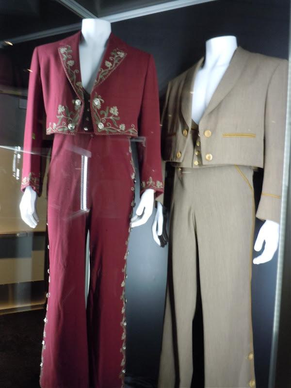 Zorro 1950's TV costumes