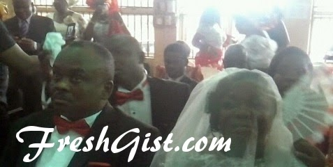 Solomon Akiyesi Wedding