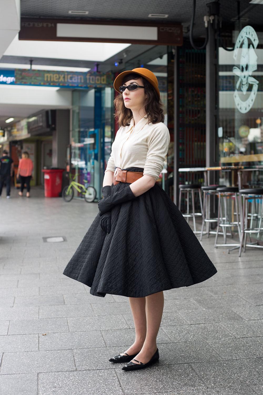 Foureyes New Zealand Street Style Fashion Blog Vic