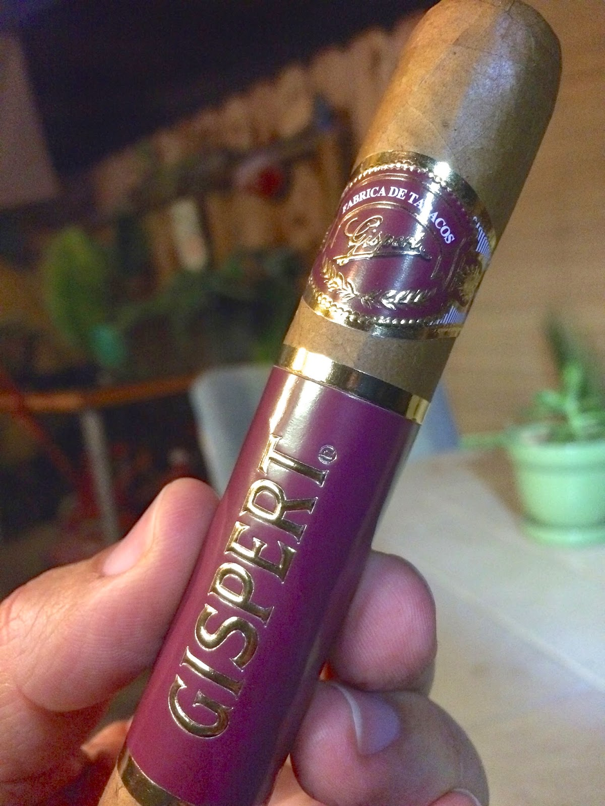 Gispert Connecticut Robusto 1