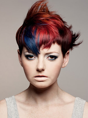 Cool Punk Hair Color Ideas