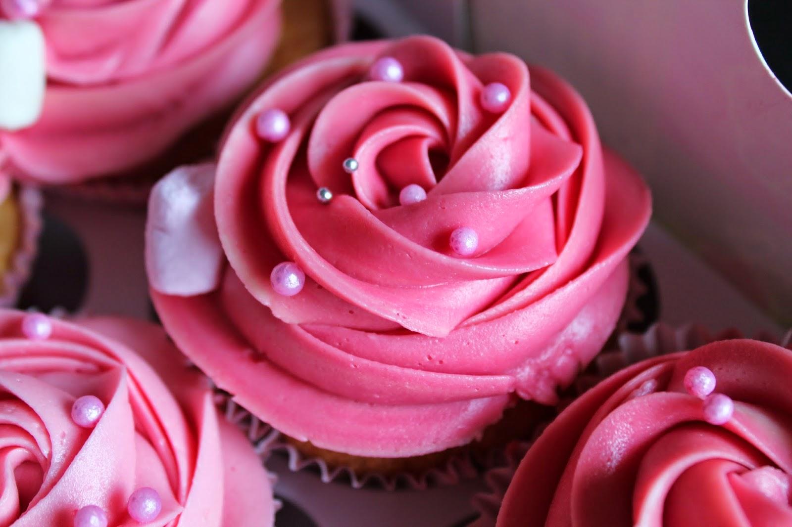 Cupcakes Pantera Rosa