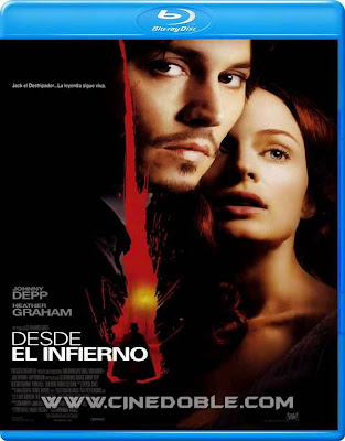 desde el infierno 2001 1080p latino Desde el Infierno (2001) 1080p Latino