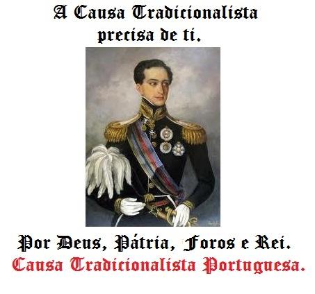 S.M.F. EL-Rei Dom Miguel I de Portugal.