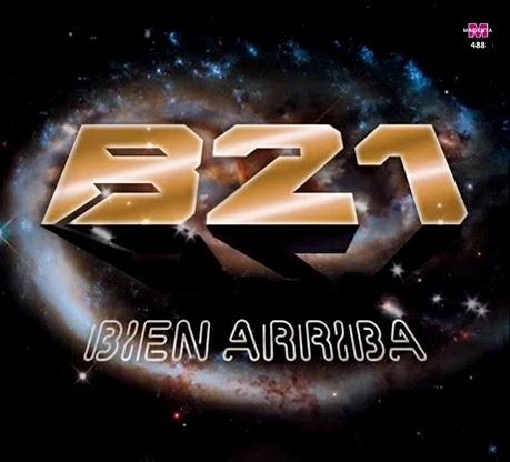 Banda XXI - Bien Arriba (2014)