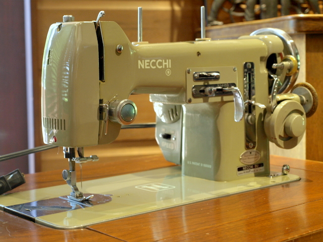 Tight Acres Necchi BU Mira No 40 Fascinating Necchi Bf Mira Sewing Machine