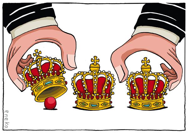 monarquía,británica,subcontratar,Isabel II,Felipe VI