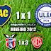 União Luziense empata com o Jacutinga e Arsenal perde na primeira rodada da Segunda Divisão do Mineiro