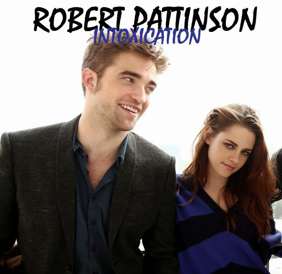 Robert Pattinson Intoxication