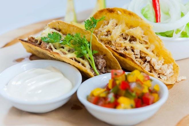 Ngon lạ bánh tacos Mexico giữa lòng Sài Gòn