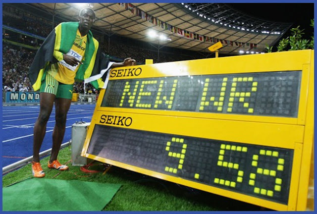 Usain Bolt 2012 Olympics Biography Records 100m 200m latest Gold Medals History Images/Videos