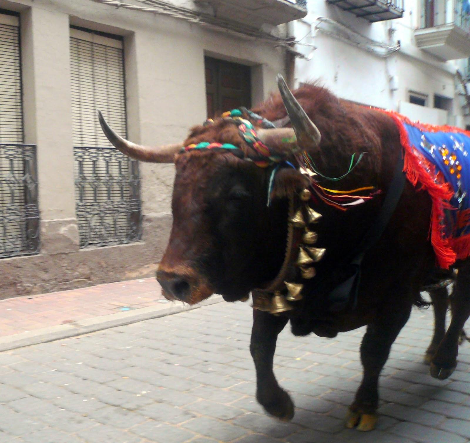 Cosíatauro: Feria de \