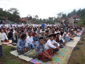 Suasana Idul Fitri dan Idul Adha di Kampung Halaman