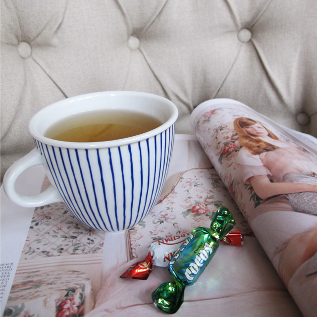 afternoon tea, british vogue