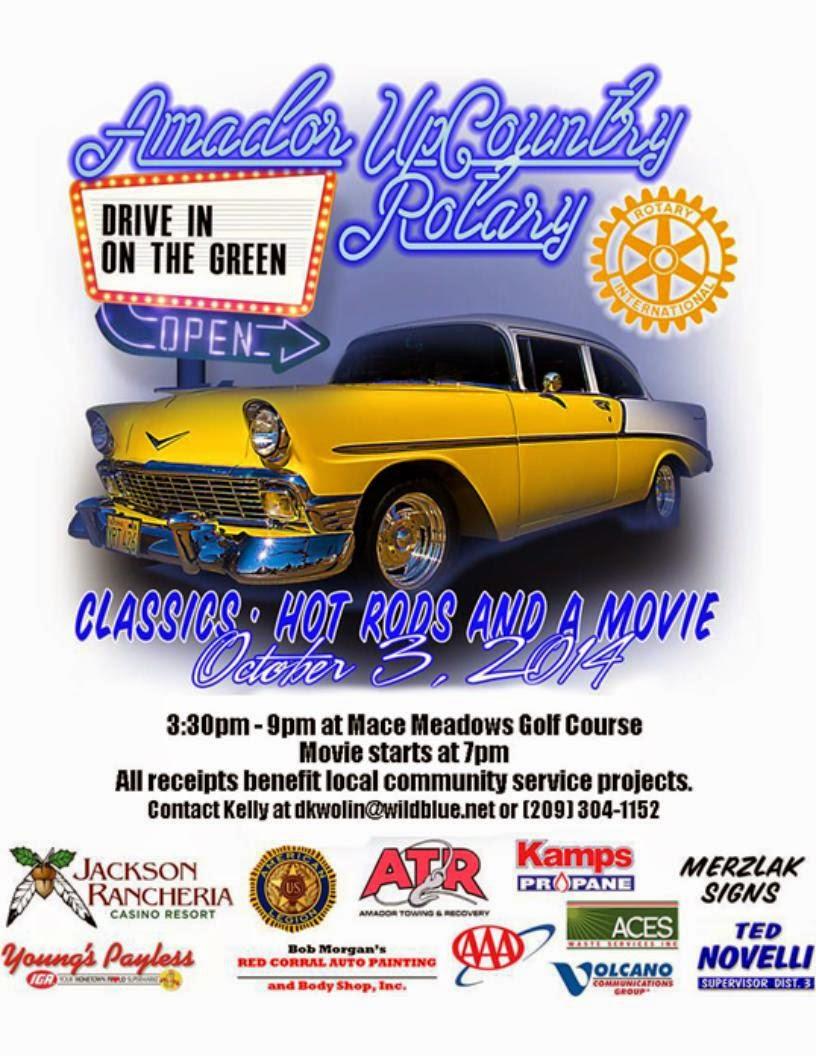 Upcountry Rotary Car Show