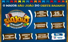 SÃO JOÃO DE BARREIRAS