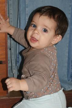 ♥ Lucas com 8 meses