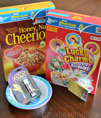 General Mills Prize Pack Giveaway with Visa GC #Myblogspark