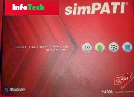 Paket Internet Telkomsel Smartphone