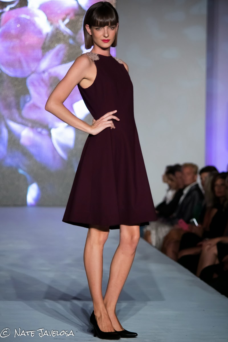Nate Javelosa Style Week Oc 2013 Models In The Most Imaginative Designs