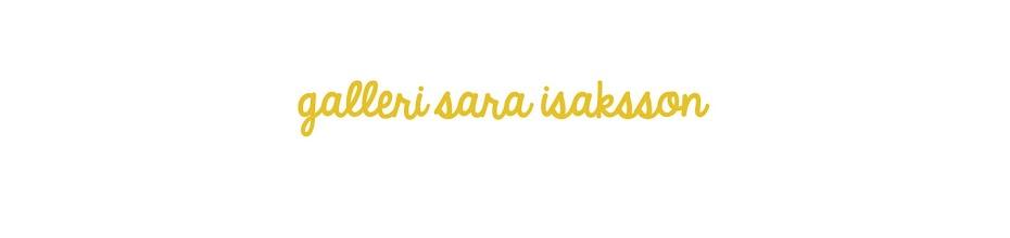 Galleri Sara Isaksson