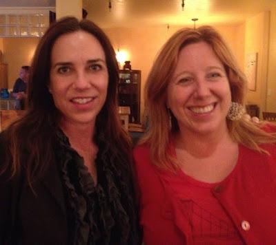 Beth Lemke and Stephanie Hamilton
