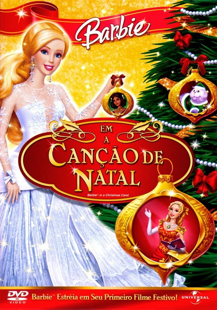 Barbie: Em a Canção de Natal – Dublado (2008)