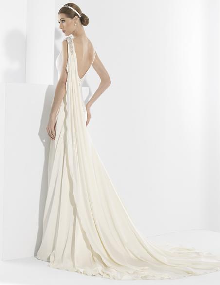 vestidos y trajes de novia: vestidos de novia estilo años 20