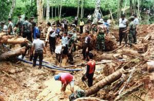 Bencana Tanah Longsor tahun 2000