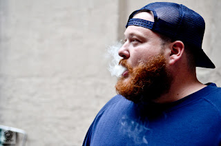 Download a new Action Bronson tune called Compliments to the Chef