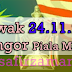 Live Sarawak Vs Selangor Piala Malaysia 24.11.2015 Streaming Online