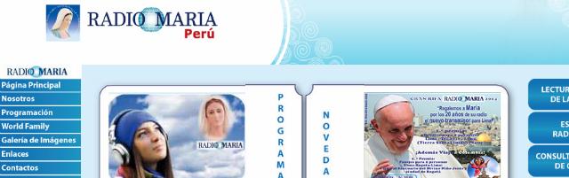 Radio María Perú