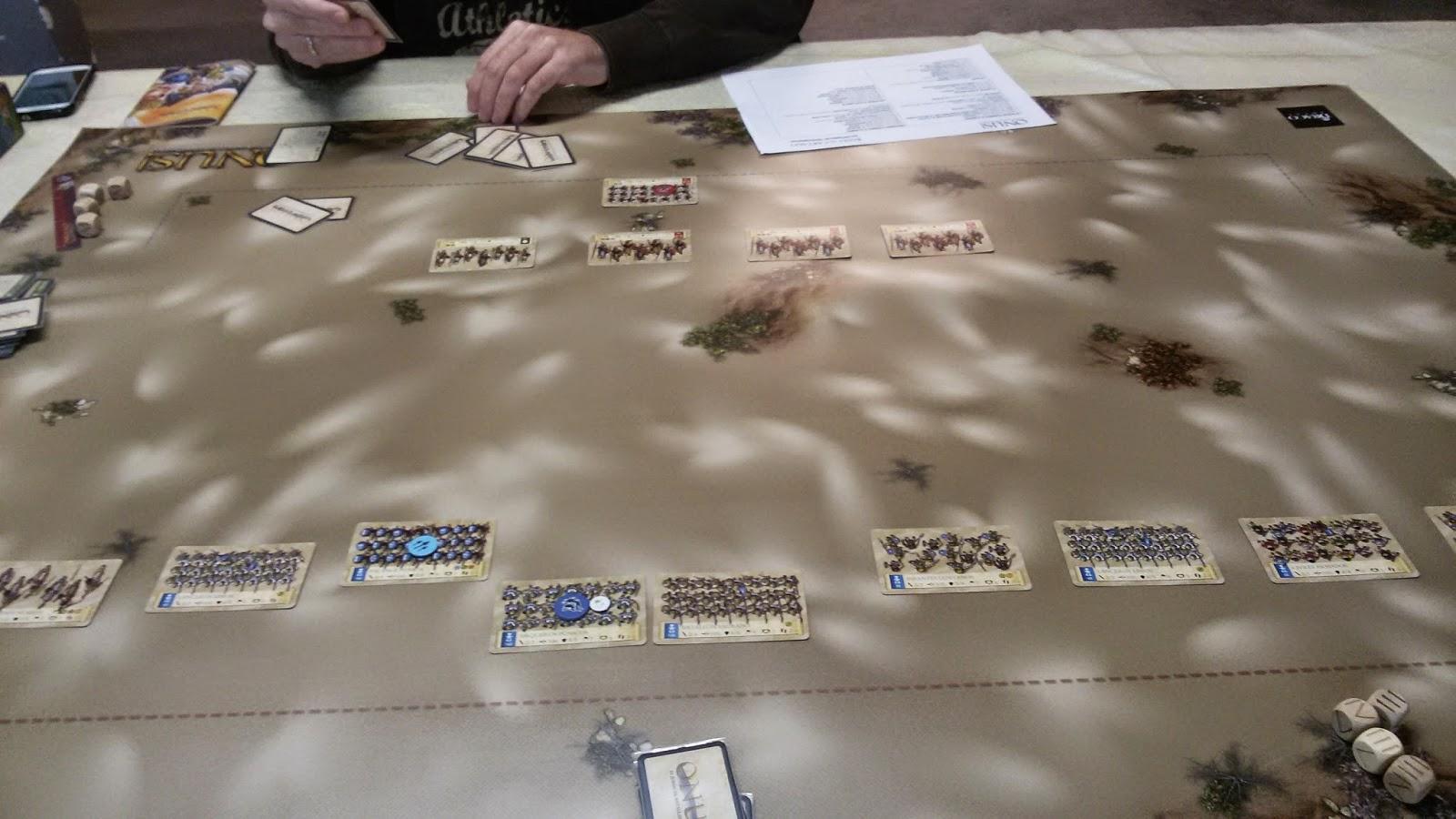 Onus! juego mesa