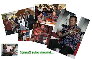 SBY dan Briptu Norman, sama-sama Suka Nyanyi...
