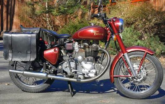Royal Enfield Motorcycles For Sale: Indian Fire Arrow was ...