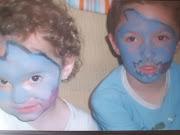 Maquillaje para niños.- tu vi