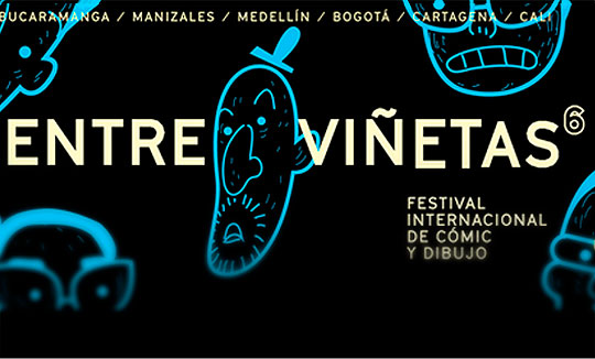 Festival Internacional de Comic y Dibujo ENTREVIÑETAS