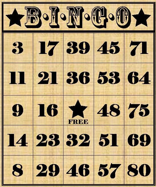 bingo click for details bingo cards 1 20 coloring pages click for
