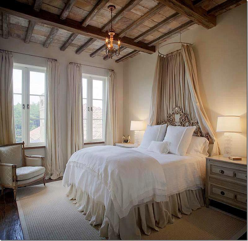 Decorar un dormitorio estilo shabby chic dormitorios con - Dormitorio shabby chic ...