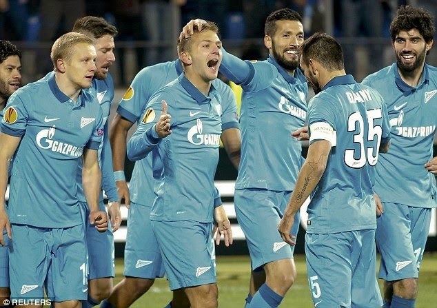 Europa League: Zenit-Torino 2-0 VIDEO gol highlights