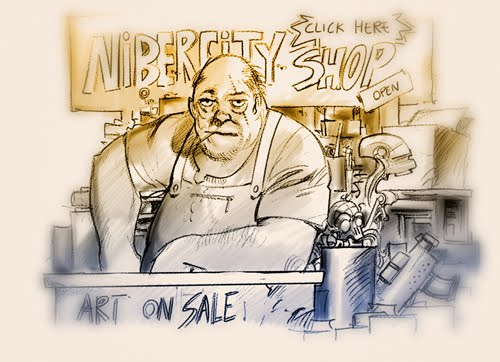 Nibercity Shop